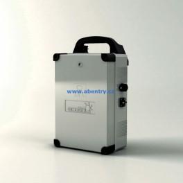 ECOSOL BOX - řídící jednotka s bateriemi pro solární dobíjení