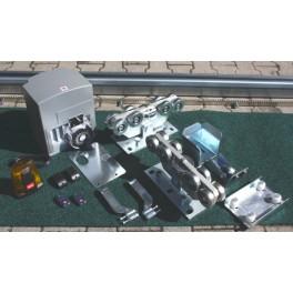 ARES 1000/HL MB9 KIT - sestava automatizace a kování pro velkou samonosnou bránu