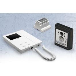 CVK4K 6256 - sestava domovního videotelefonu pro 1 účastníka
