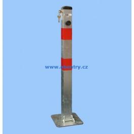 SL-01 - sklopný parkovací sloupek