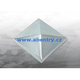HT 01-100 - stříška čtvercová pro sloupek