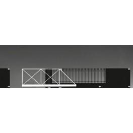 ARES 1000/HL G KIT - sestava automatizace a kování pro velkou samonosnou bránu