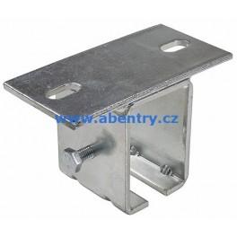HH DSP - držák kolejnice pro zavěšenou bránu