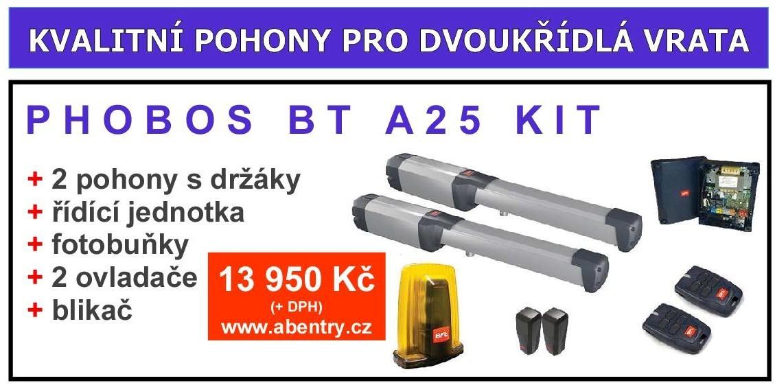 PHOBOS BT A25 KIT