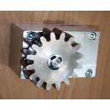 HBS - hydraulická brzda