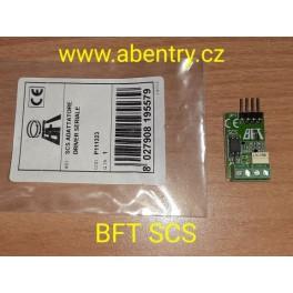 SCS - modul BFT