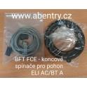 FCE - koncové spínače pro ELI AC/BT A, BFT